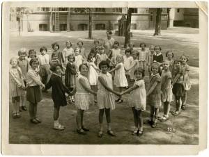 Volksschule in Berlin
